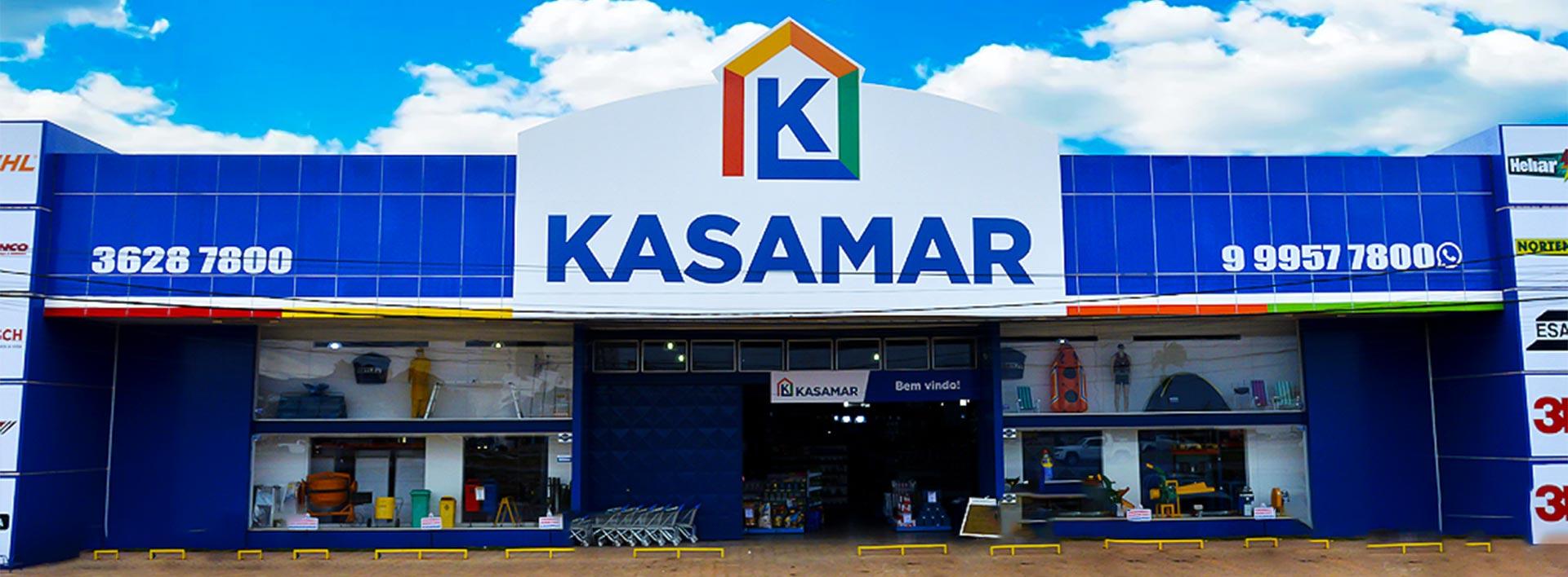 Banner Kasamar LEM - Loja Física