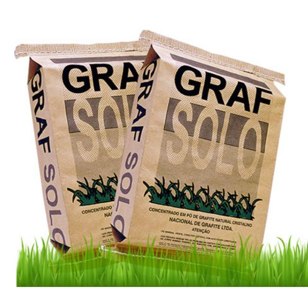 Grafite em Pó Grafsolo - 5Kg - Melhor Plantio - Malha 140